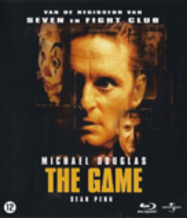 Game, The cover