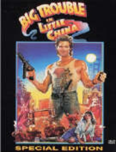 Big Trouble in Little China (SE) cover