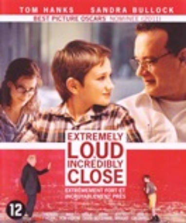 Extremely Loud and Incredibly Close cover