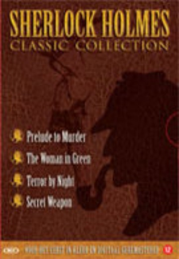 Sherlock Holmes Classic Collection cover