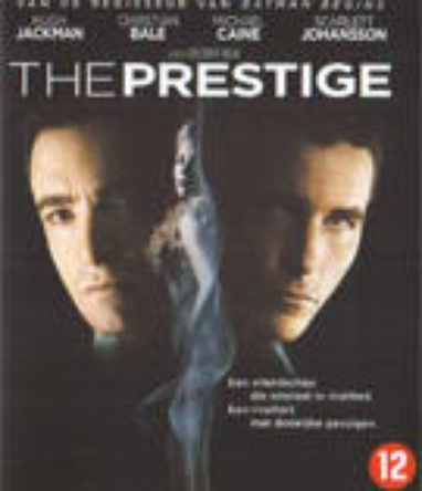Prestige, The cover
