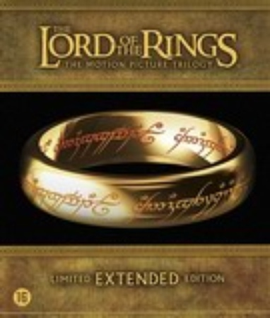Lord of the Rings - Extended Editions cover