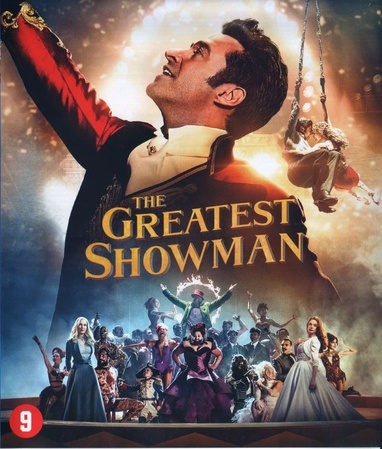 Greatest Showman, the cover
