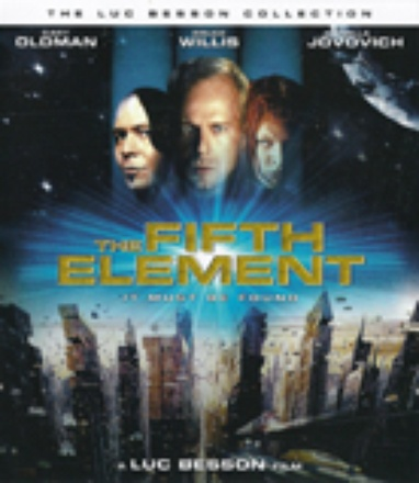 Fifth Element, The cover