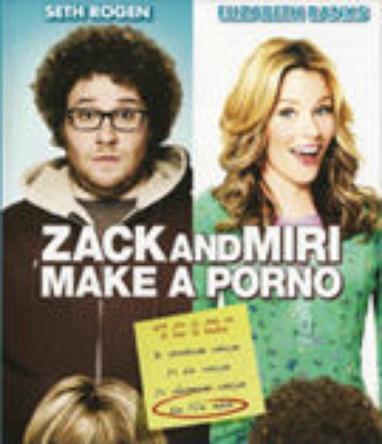 Zack en Miri maken een porno scene