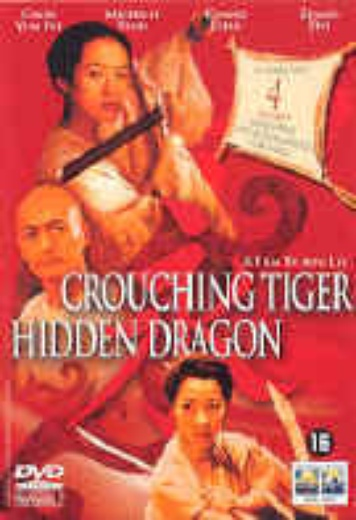 Crouching Tiger, Hidden Dragon cover