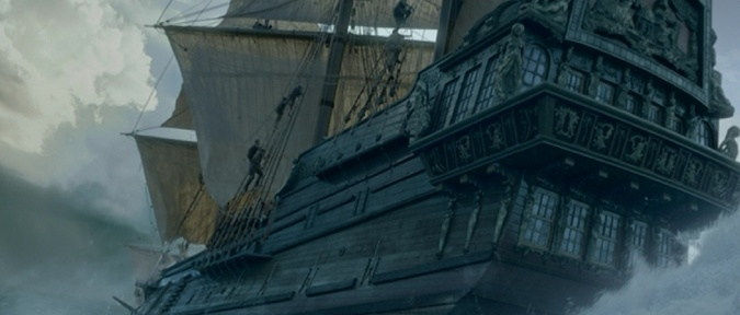 Black Sails - Seizoen 3 (DVD) feature