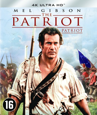 Patriot, The cover