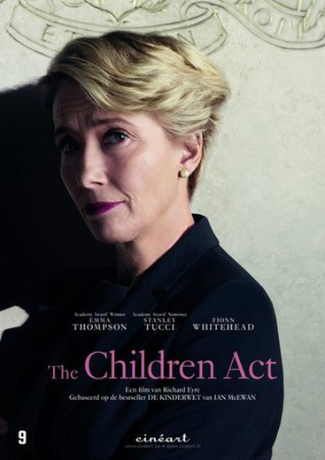 Children Act, The cover