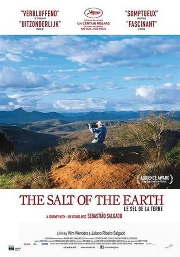 Salt of the Earth, The cover