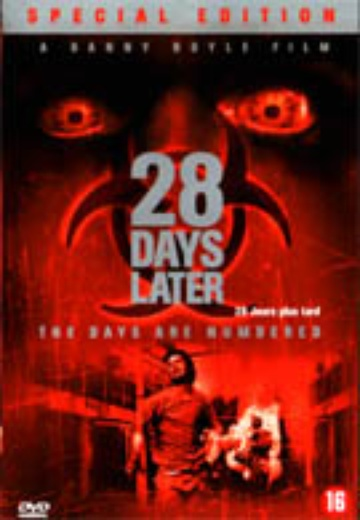 28 Days Later (SE) cover