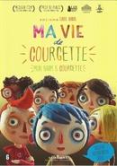 Ma Vie de Courgette (Mijn Naam is Courgette) cover
