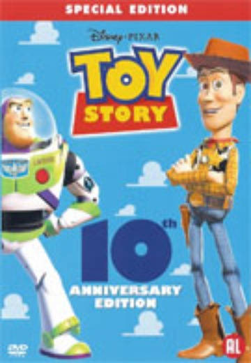 Toy Story (SE) cover
