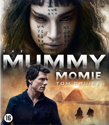 Mummy, the (2017) cover