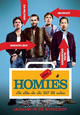 Win de DVD of Blu ray Disc van de bekroonde comedy HOMIES!