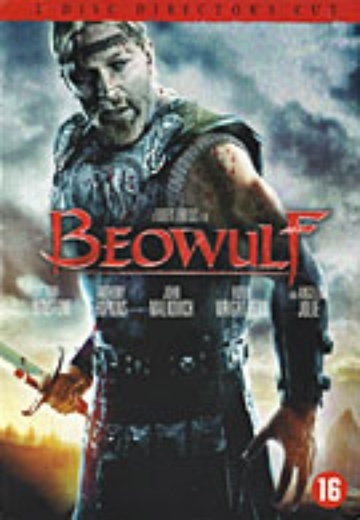 Beowulf (DC) cover