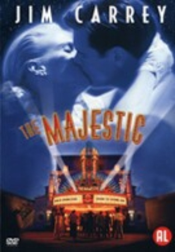 Majestic, The cover