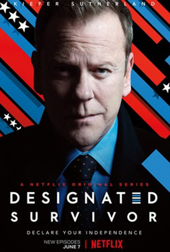 Designated Survivor - Seizoen 3 cover