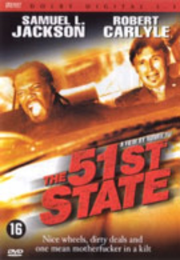 51st State, The cover