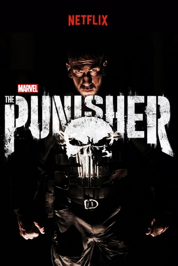 Punisher, The (2017) cover