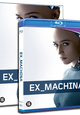 De Sci-fi thriller Ex_Machina is vanaf 23 september te koop op DVD en Blu-ray Disc