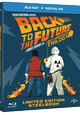 Back to the Future 30th Anniversary Trilogy is verkrijgbaar op Steelbook Blu-ray vanaf 7 oktober