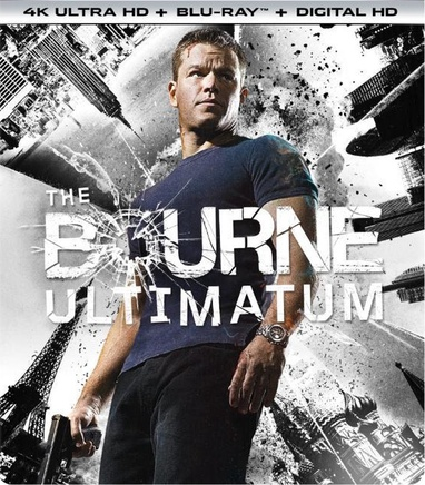 Bourne Ultimatum, The cover