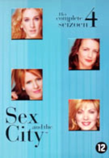 Sex and the City - Het Complete 4e Seizoen cover