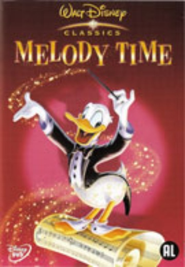 Melody Time cover