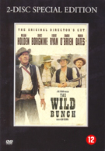 Wild Bunch, The (SE) cover