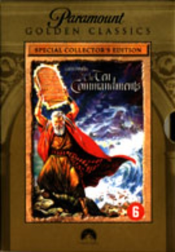 Ten Commandments, The (SCE) cover