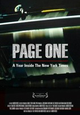 Page One - A Year Inside The New York Times - vanaf 1 december op DVD