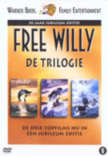Free Willy - De trilogie cover