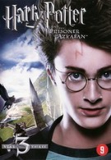 Harry Potter en de Gevangene van Azkaban (re-release) cover