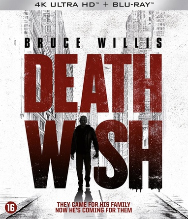 Death Wish (2018) cover