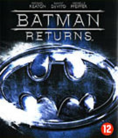 Batman Returns cover