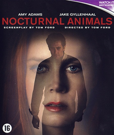 Nocturnal Animals cover