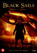 Black Sails - Seizoen 3 cover
