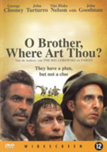 O Brother, Where Art Thou? (DVD) - Allesoverfilm.nl ...