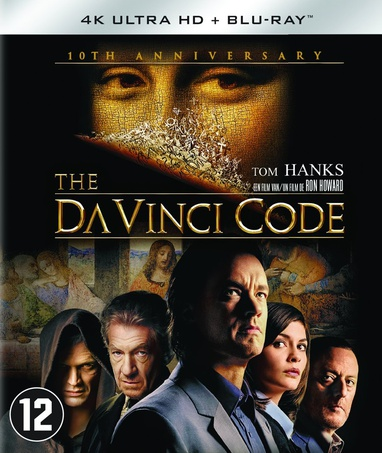 Da Vinci Code, The cover