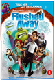 Paramount: Dreamworks animatiefilm Flushed Away op DVD