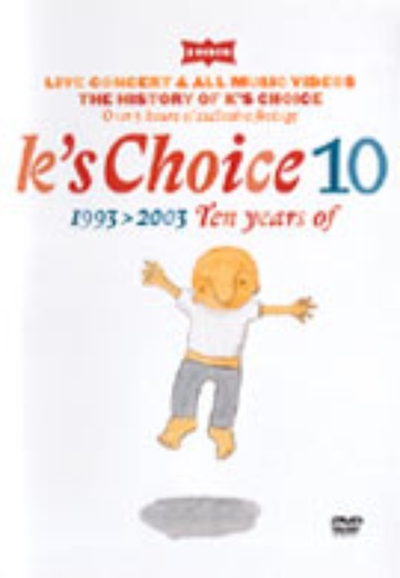 K's Choice 10 cover