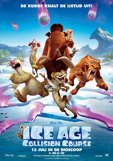 Ice Age 5: Collision Course cover