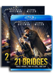 De spannende thriller 21 Bridges is vanaf 11 september ook in Nederland te koop op DVD en Blu-ray