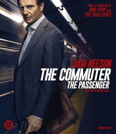Commuter, The cover