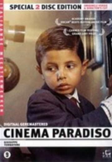 Cinema Paradiso (SE) cover