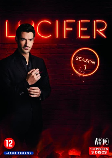 Lucifer - Season 1 cover