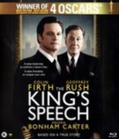 King's Speech, The cover