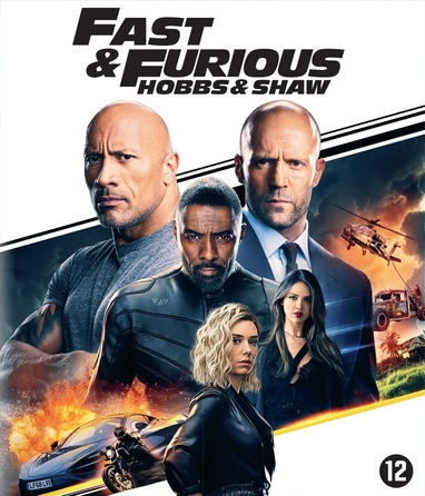Fast & Furious: Hobbs & Shaw cover