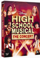 High School Musical: The Concert vanaf 24 oktober op DVD